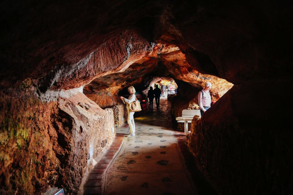 The Amazing Hidden Bar In The Caves Of Menorca, Spain (22)