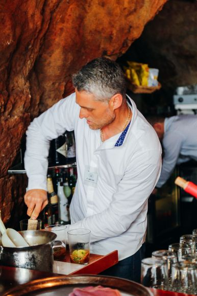 The Amazing Hidden Bar In The Caves Of Menorca, Spain (23)