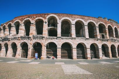Arriving Into Fair Verona – The Italian Home Of Romeo And Juliet (18)