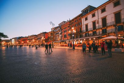 Arriving Into Fair Verona – The Italian Home Of Romeo And Juliet (39)