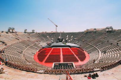 Piazza Bra And Arena di Verona... Italy (4)