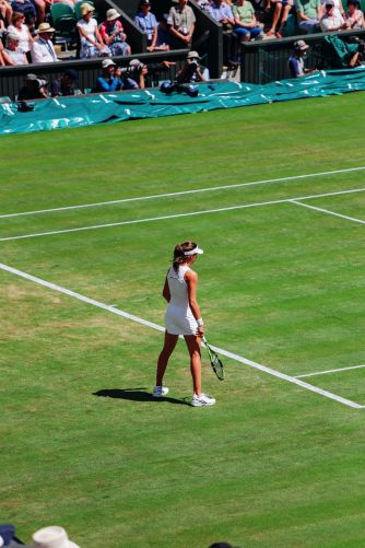 A DAY IN WIMBLEDON... || Watching Andy Murray, Rafael Nadal and Johanna Konta's Tennis Matches (3)