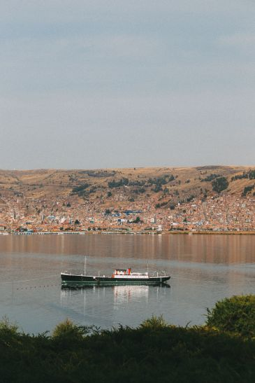 Exploring The Amazing Uros Floating Islands Of Lake Titicaca... In Peru (12)