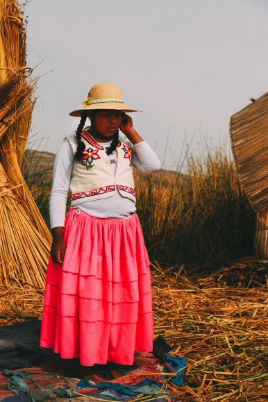Exploring The Amazing Uros Floating Islands Of Lake Titicaca... In Peru (31)