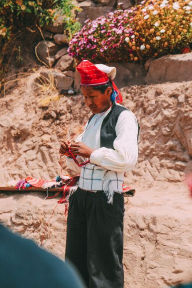 An Afternoon in Taquile Island, Peru (19)