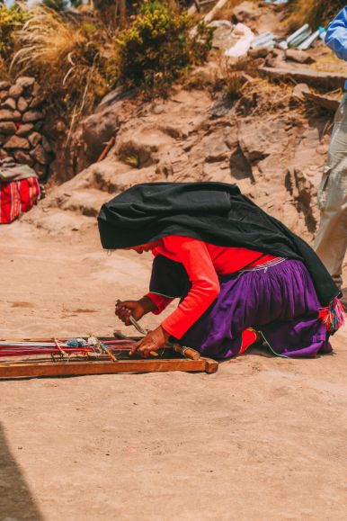 An Afternoon in Taquile Island, Peru (20)