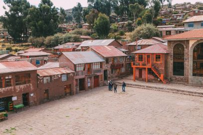 An Afternoon in Taquile Island, Peru (48)