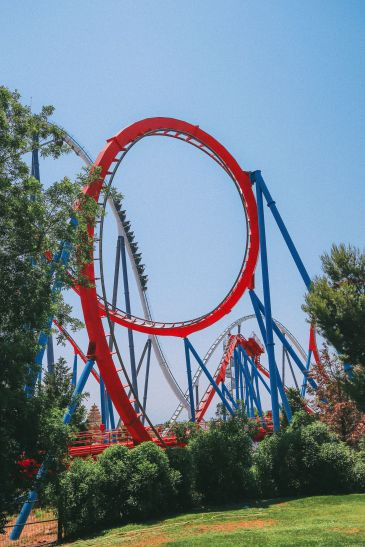 In Search Of Sunshine And Adventure... In PortAventura, Spain (23)