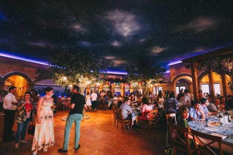 Midnight Partying At Ferrari Land... In PortAventura, Spain (38)