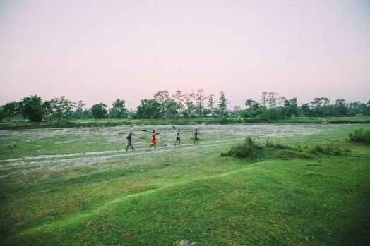 The Search For The One-Horned Rhino... In Chitwan, Nepal (69)
