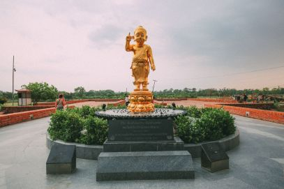 Exploring Lumbini – The Birth Place Of Buddha In Nepal (27)