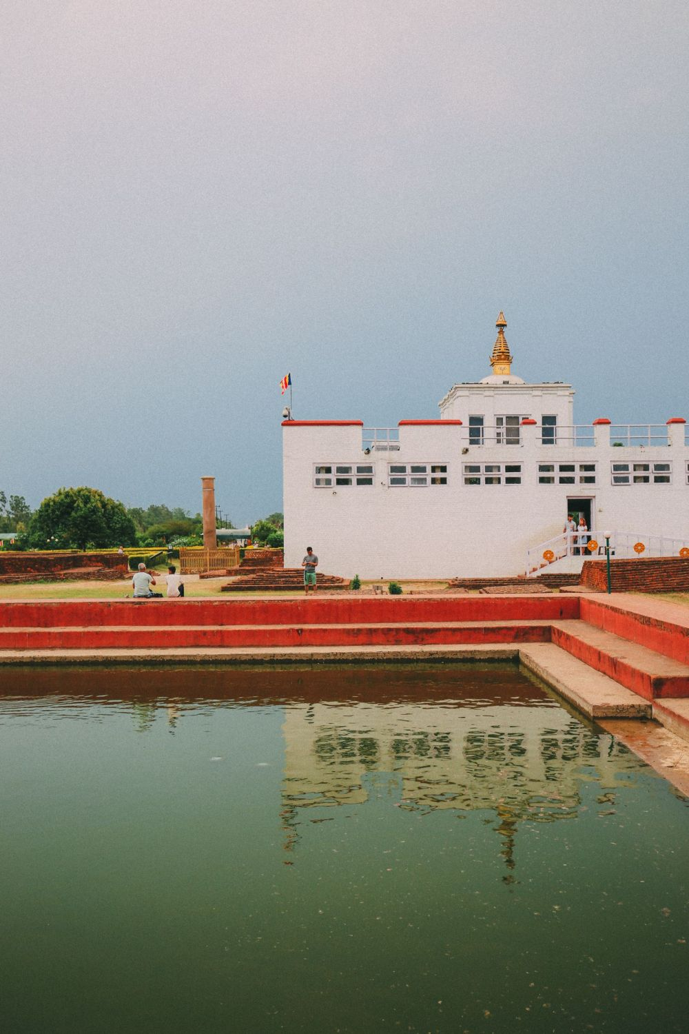 Exploring Lumbini – The Birth Place Of Buddha In Nepal (40)