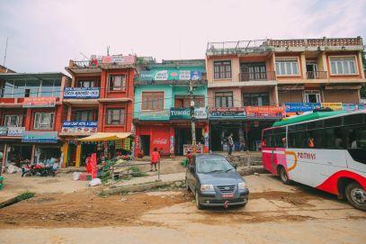 The Long Road From Pokhara To Kathmandu, Nepal (5)