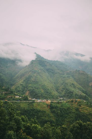 The Long Road From Pokhara To Kathmandu, Nepal (21)