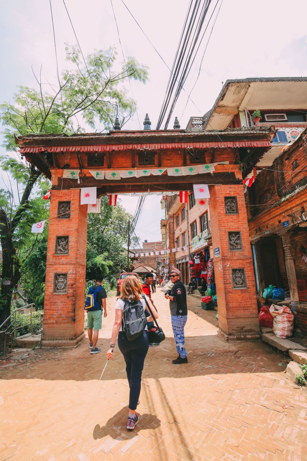 Taking A Step Back In Time… In Panauti, Nepal (5)