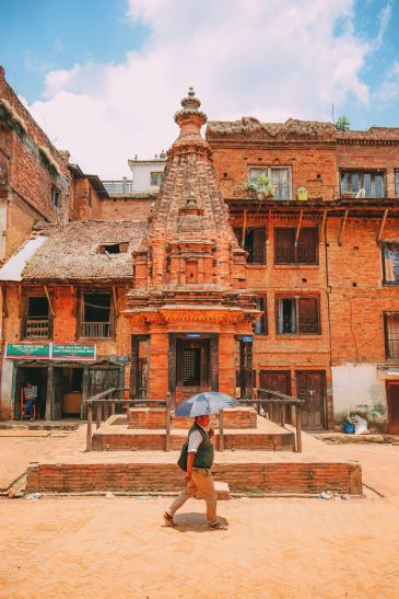 Taking A Step Back In Time… In Panauti, Nepal (15)