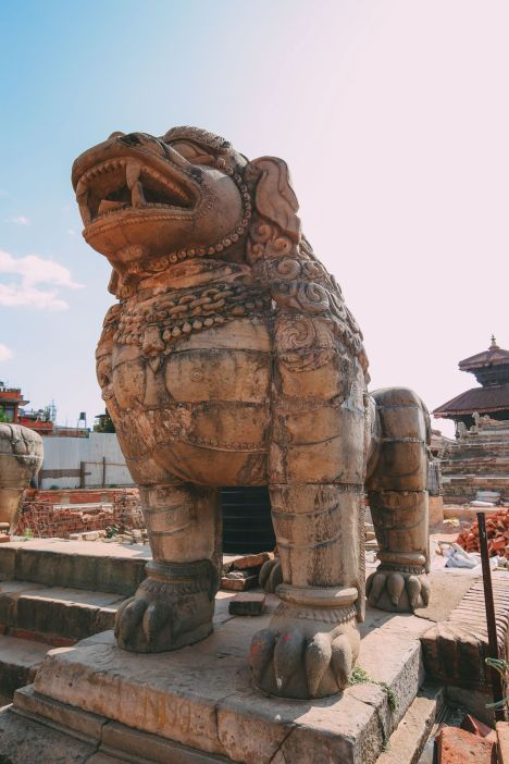The Amazing UNESCO World Heritage City Of Bhaktapur, Nepal (4)