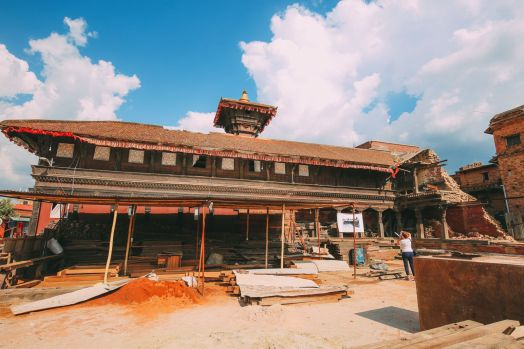 The Amazing UNESCO World Heritage City Of Bhaktapur, Nepal (5)