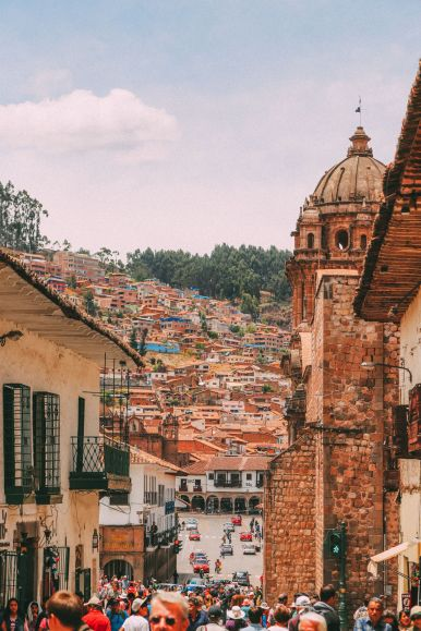 Here's A Look At The More-Real, Perhaps Less-Shiny Side Of Cusco, Peru... (39)