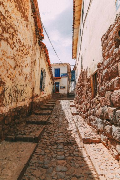 Here's A Look At The More-Real, Perhaps Less-Shiny Side Of Cusco, Peru... (50)