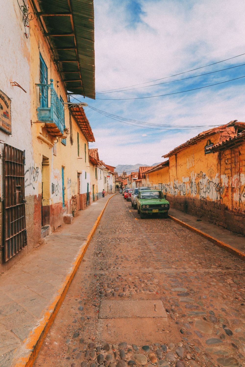 Here's A Look At The More-Real, Perhaps Less-Shiny Side Of Cusco, Peru... (59)