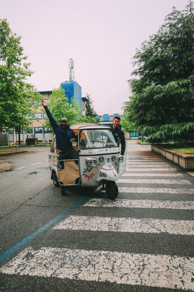 Exploring The Italian Region Of Lombardy – On A Rickshaw! (10)