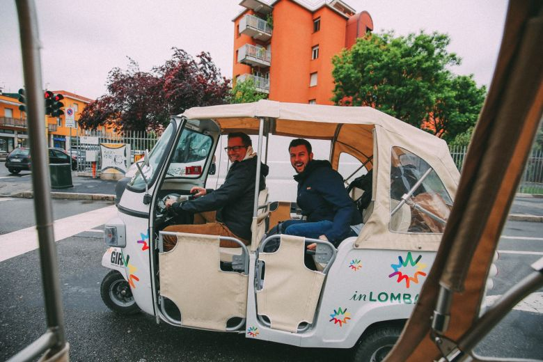 Exploring The Italian Region Of Lombardy – On A Rickshaw! (15)