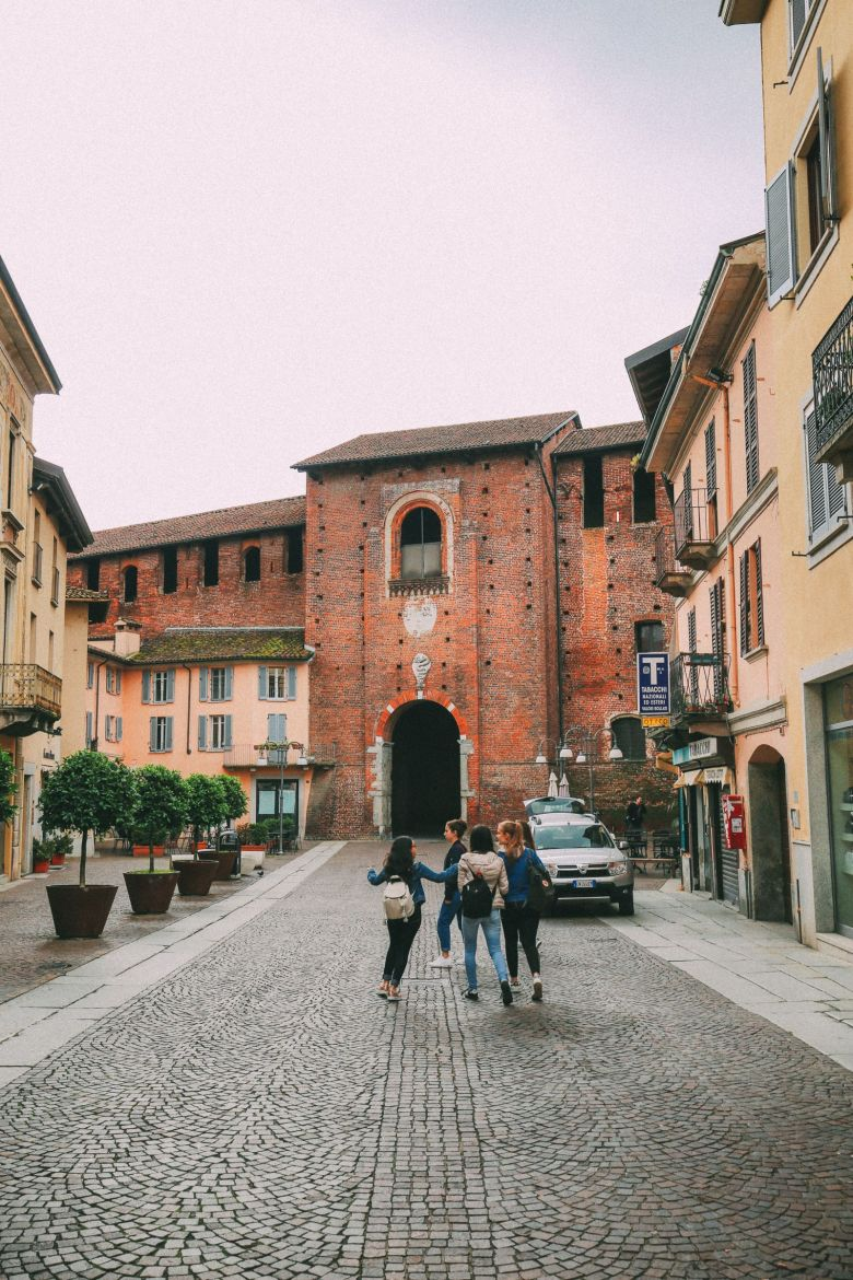 Exploring The Italian Region Of Lombardy – On A Rickshaw! (37)