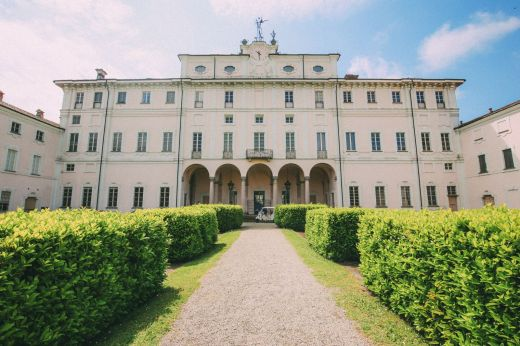 The Most Amazing Noble Villa And An Afternoon In Pizzighettone… In Lombardy, Italy (16)
