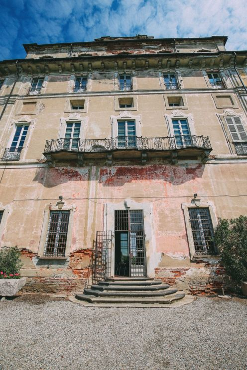 The Most Amazing Noble Villa And An Afternoon In Pizzighettone… In Lombardy, Italy (19)