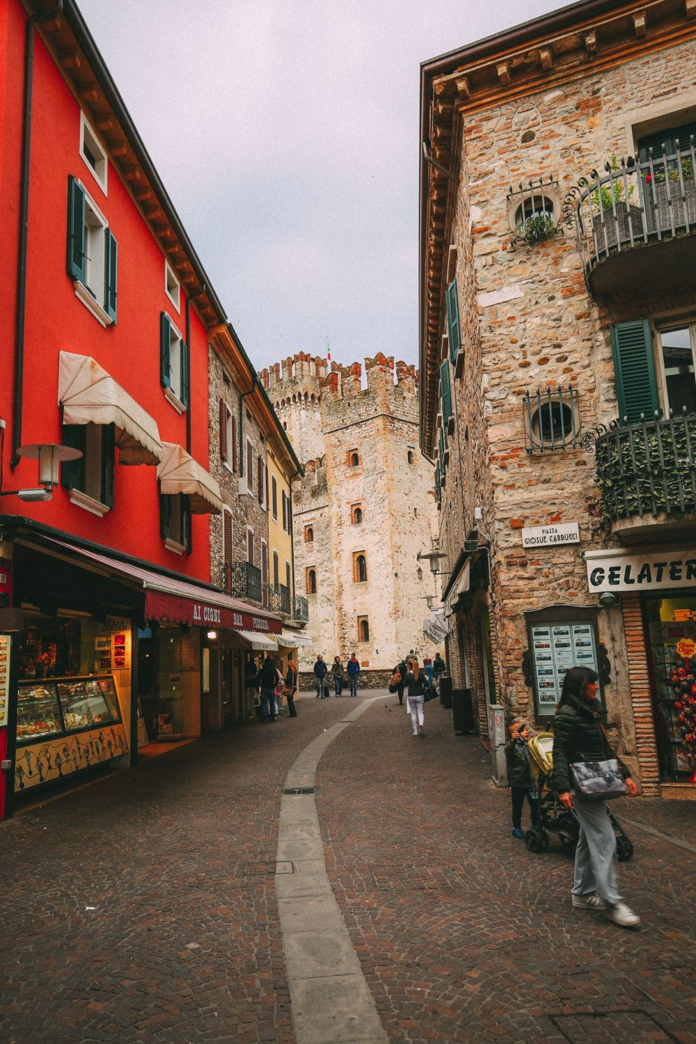 The Absolutely Beautiful Town Of Sirmione… In Lake Garda, Italy (38)