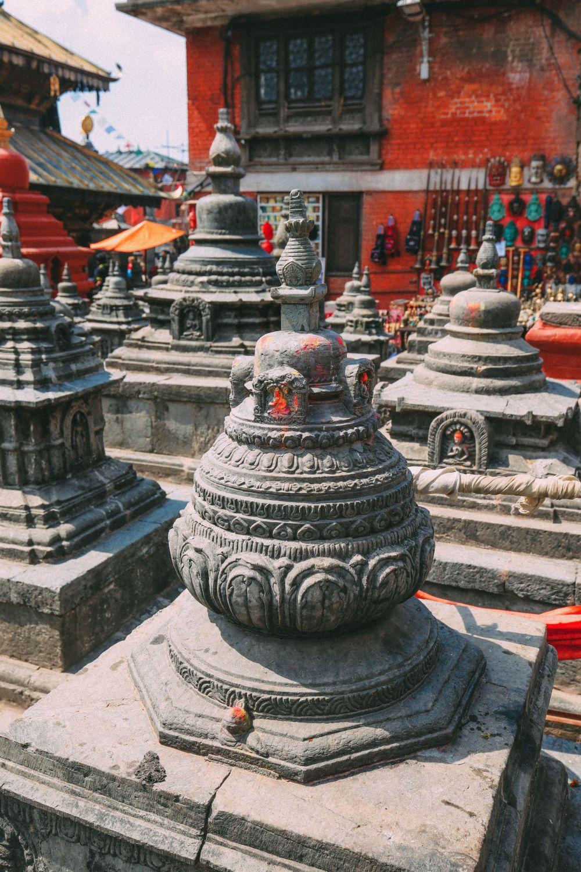 Exploring Swayambhunath Stupa - The Monkey Temple In Kathmandu, Nepal (9)