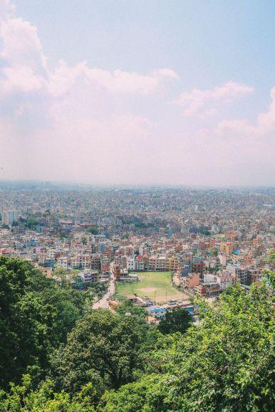 Exploring Swayambhunath Stupa - The Monkey Temple In Kathmandu, Nepal (26)