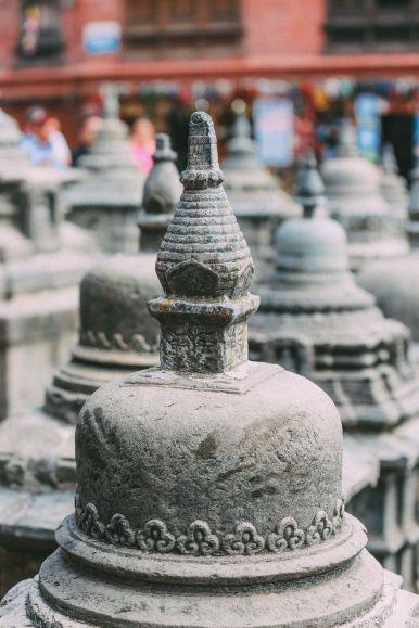 Exploring Swayambhunath Stupa - The Monkey Temple In Kathmandu, Nepal (40)
