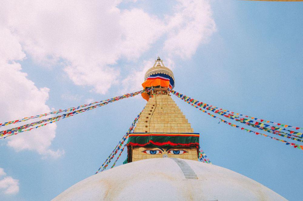 The UNESCO World Heritage Site Of Boudhanath Stupa In Kathmandu, Nepal (10)