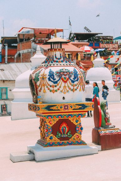 The UNESCO World Heritage Site Of Boudhanath Stupa In Kathmandu, Nepal (20)