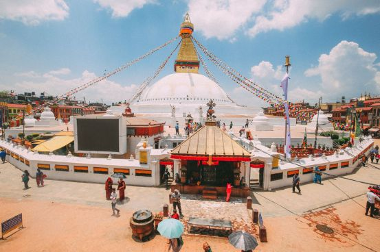 Image result for Boudhanath, Nepal