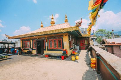 The UNESCO World Heritage Site Of Boudhanath Stupa In Kathmandu, Nepal (31)