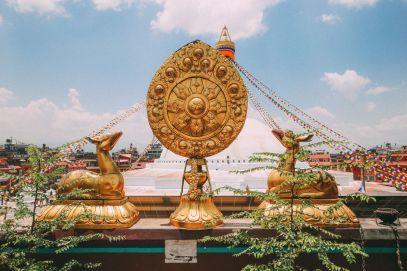 The UNESCO World Heritage Site Of Boudhanath Stupa In Kathmandu, Nepal (32)