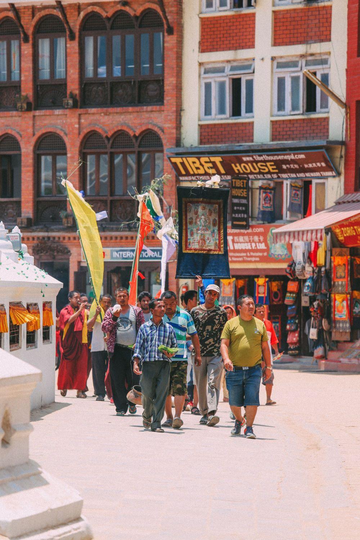 The UNESCO World Heritage Site Of Boudhanath Stupa In Kathmandu, Nepal (33)