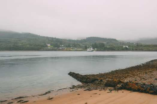 Whisky Drinking, Loch Rowing And Picnicking In The Scottish Highlands (53)