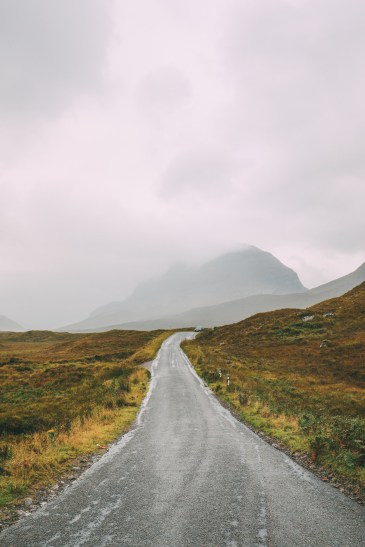Driving The Incredible North Coast 500 Road In The Scottish Highlands... (15)