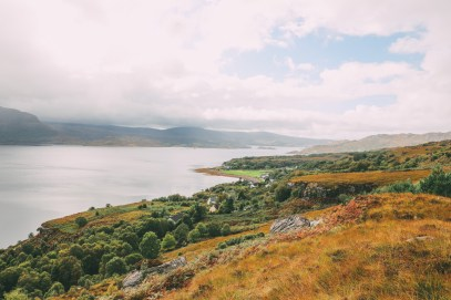 Driving The Incredible North Coast 500 Road In The Scottish Highlands... (27)