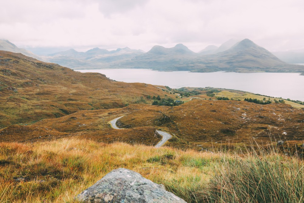 Driving The Incredible North Coast 500 Road In The Scottish Highlands... (31)