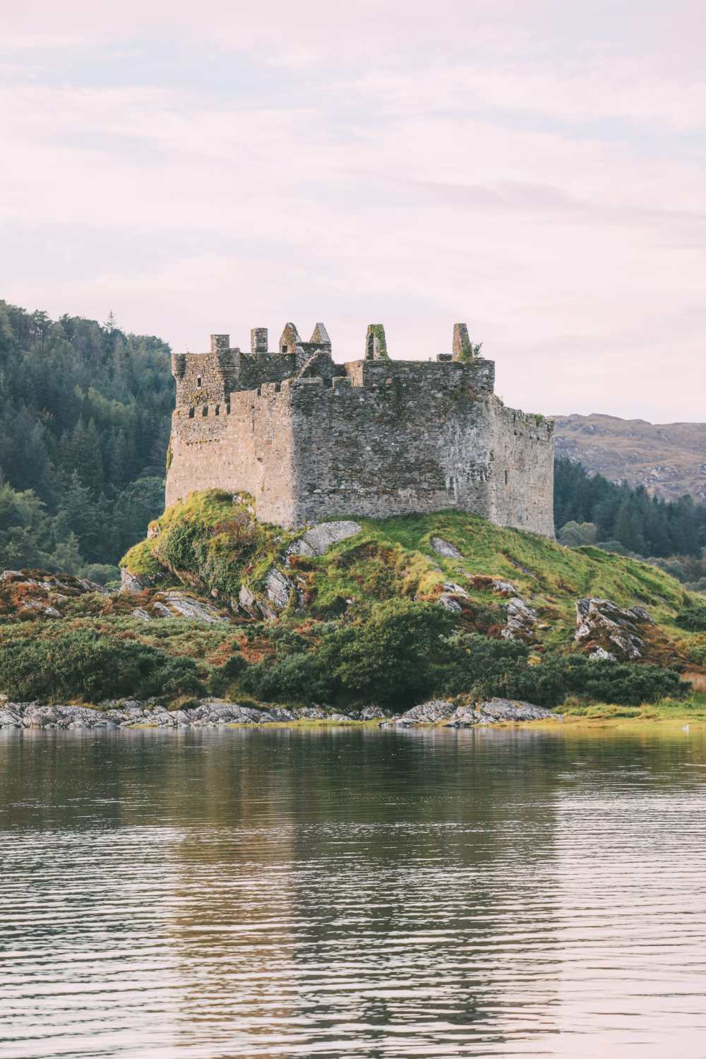 Slow adventures in the Scottish highlands ... (and a secret castle you must see!) (44)