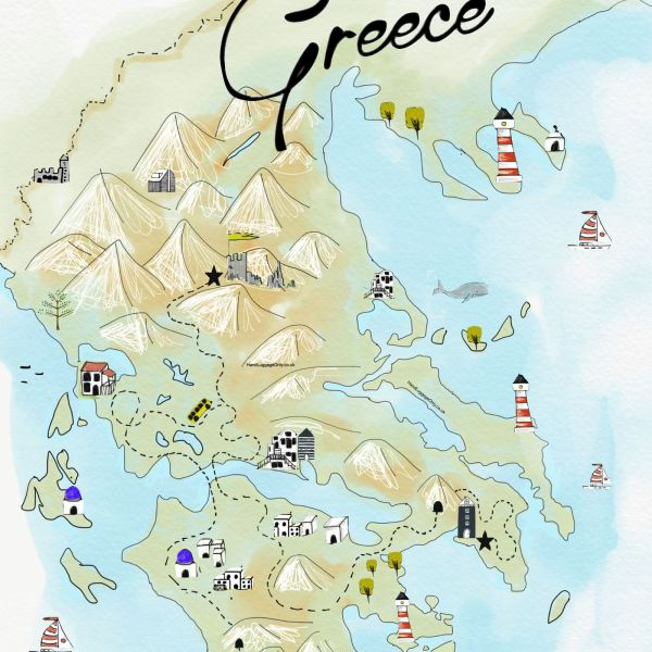 Your Complete Guide To Visiting Mainland Greece (72)