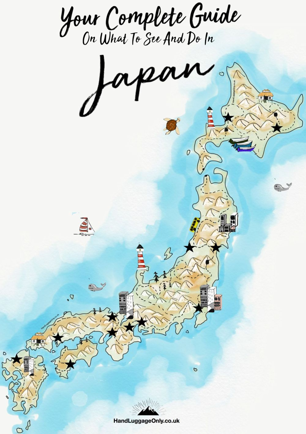 What You Need To See Things To Do In Japan