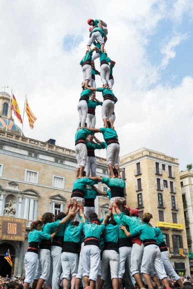 The Incredible La Mercè Festival In Barcelona - What To See, Do And Expect! (26)