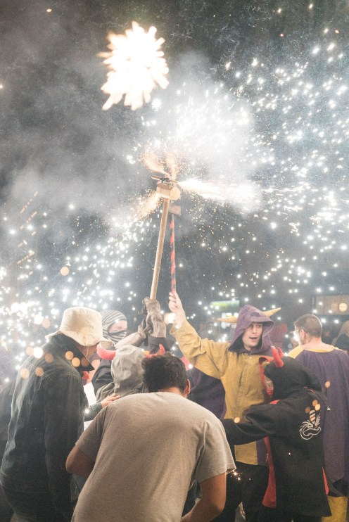 The Incredible La Mercè Festival In Barcelona - What To See, Do And Expect! (18)