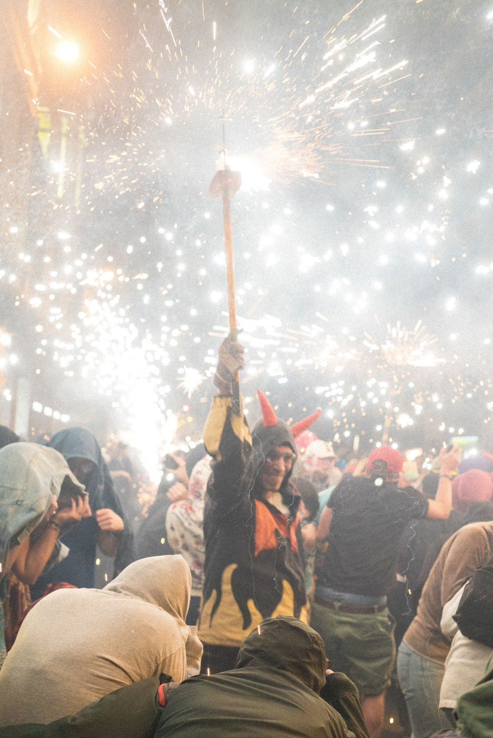 The Incredible La Mercè Festival In Barcelona - What To See, Do And Expect! (16)